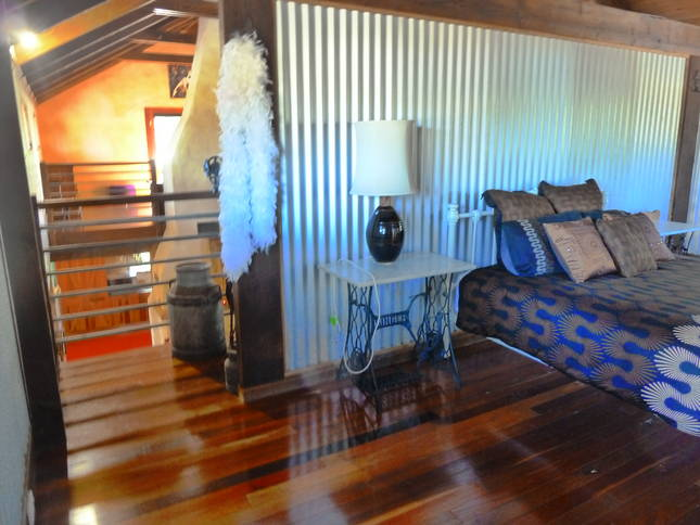 Coby's Barn - bedroom